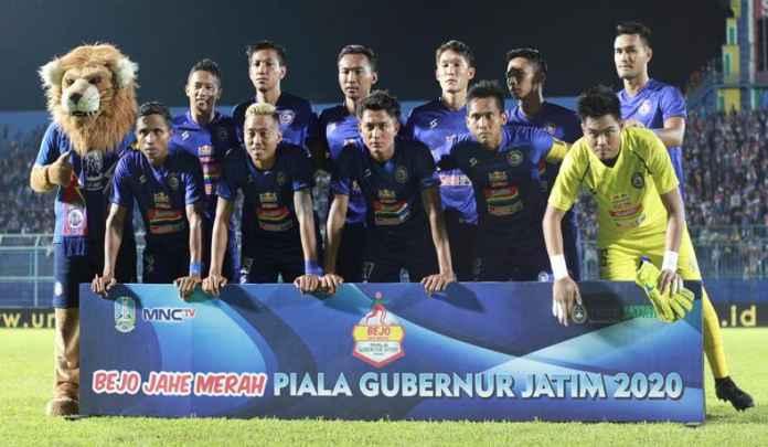 Hasil Arema vs Persela Skor 3-1, Duo Rekrutan Anyar Antarkan Singo Edan Menang