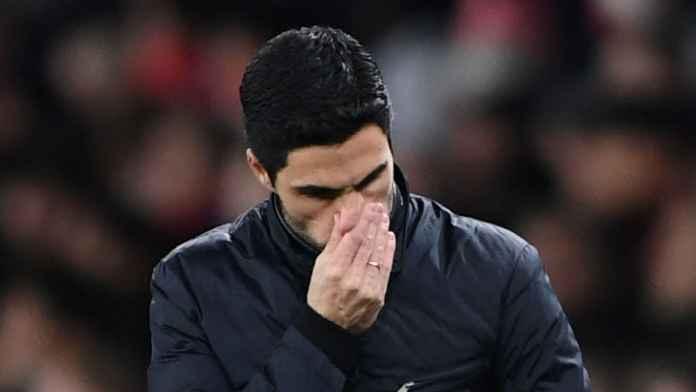 Arsenal Tumbang dari Olympiakos, Mikel Arteta Akui Kecewa Berat