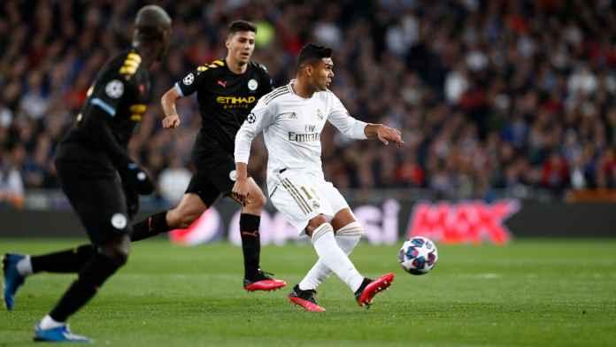 Usai Real Madrid di cukur 1-2 saat melawan Manchester City pada leg pertama Liga Champions, Kamis (27/2/2020) dini hari. Casemiro memastikan bahwa dirinya dan rekan setimnya di leg kedua siap memberikan kejutan untuk lawannya tersebut.