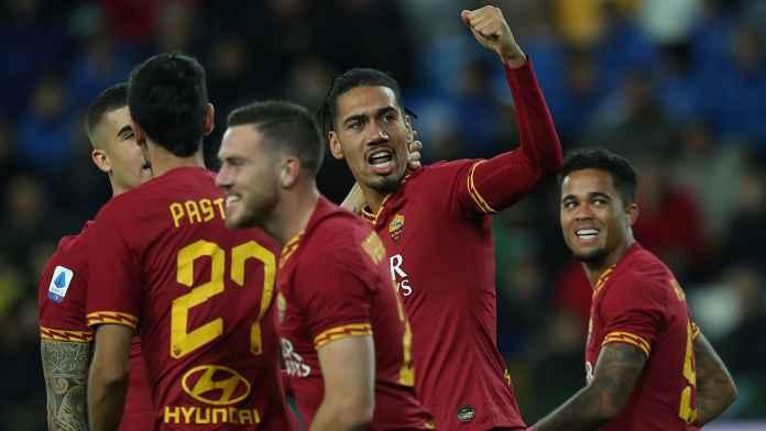 Chris Smalling Diharapkan Tetap Bermain untuk AS Roma