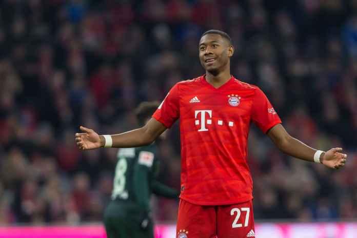 David Alaba Beri Kode Gabung Arsenal