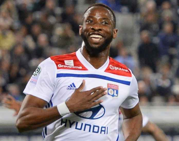 Manchester United Serius Ingin Rekrut Moussa Dembele