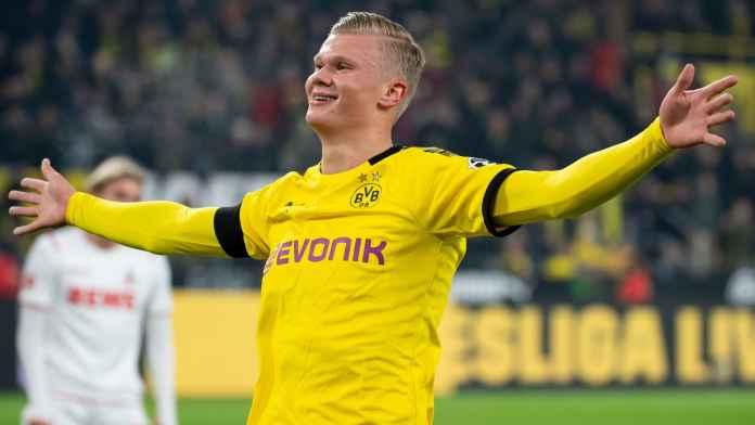 Erling Haaland Senang Bisa Klik Dengan Trio Dortmund, Siapa Saja ya?