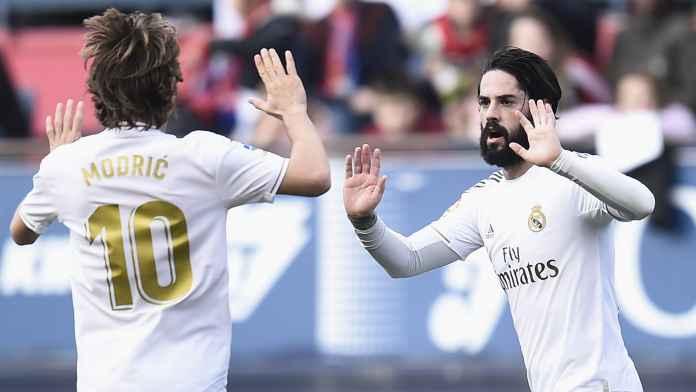Isco Diminta Cetak Banyak Gol Untuk Real Madrid