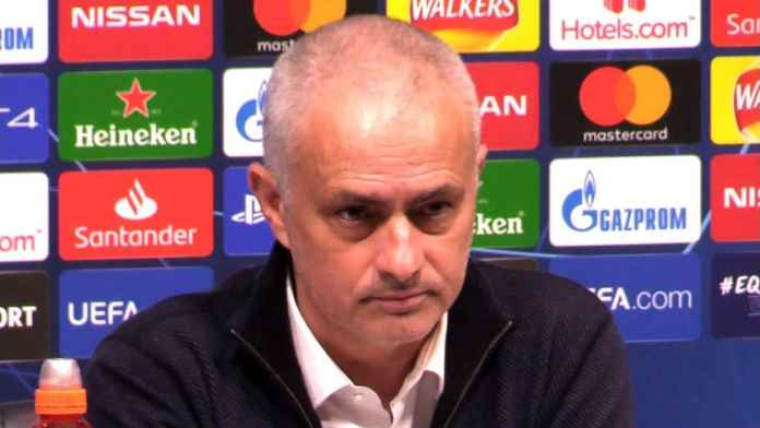 Jose Mourinho Puji Perjuangan Skuad Dilaga Leipzig, Tapi . . . . .