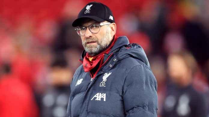 Jurgen Klopp Merendah Soal Peluang Liverpool di Liga Champions