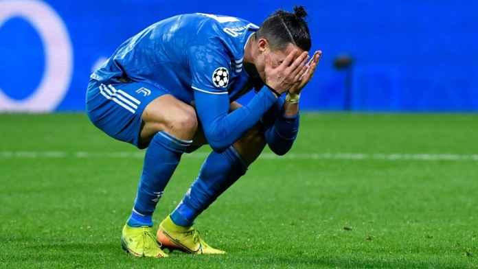 Cristiano Ronaldo Disindir Maurizio Sarri di Laga Lyon, Ini Penyebabnya
