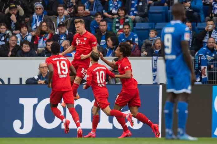 Bayern Munchen Pesta Gol di Kandang Hoffenheim, Coutinho Sumbang 2 Gol