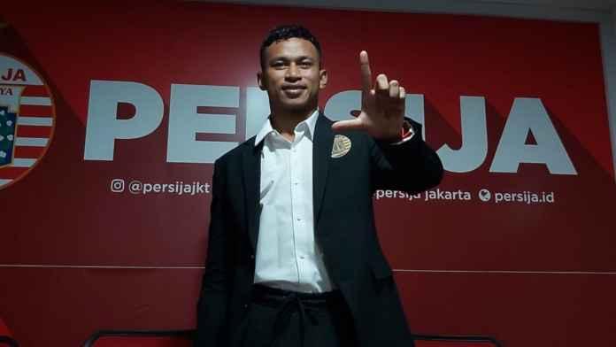 Osvaldo Haay Bangga Memperkuat Persija Jakarta
