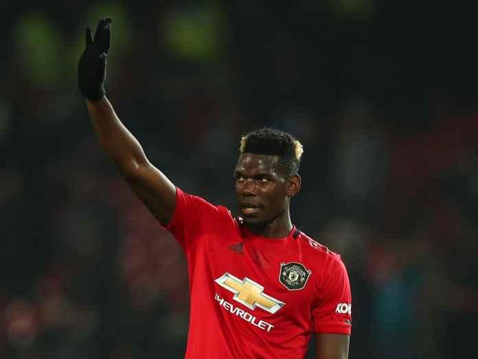 Apes, Manchester United Belum Bisa Mainkan Paul Pogba Lagi