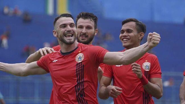 Hasil Persija vs Madura United Skor 2-1, Gol Simic Dan Novri Bawa Persija Ke Final