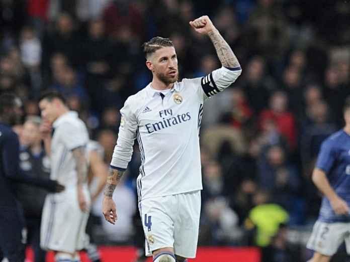 Sergio Ramos : Setiap Menyambut El Clasico Tetap Bersemangat!