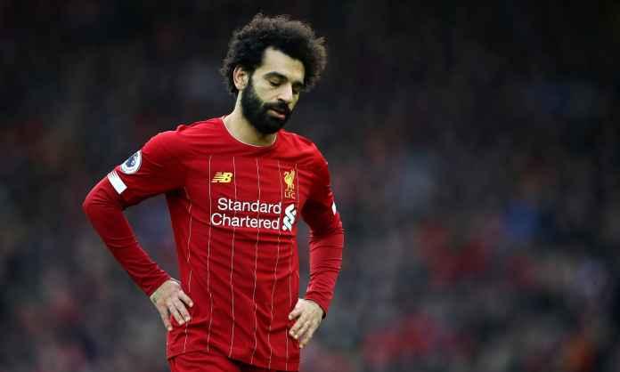 Liverpool Disarankan Jual Mohamed Salah Musim Panas Nanti