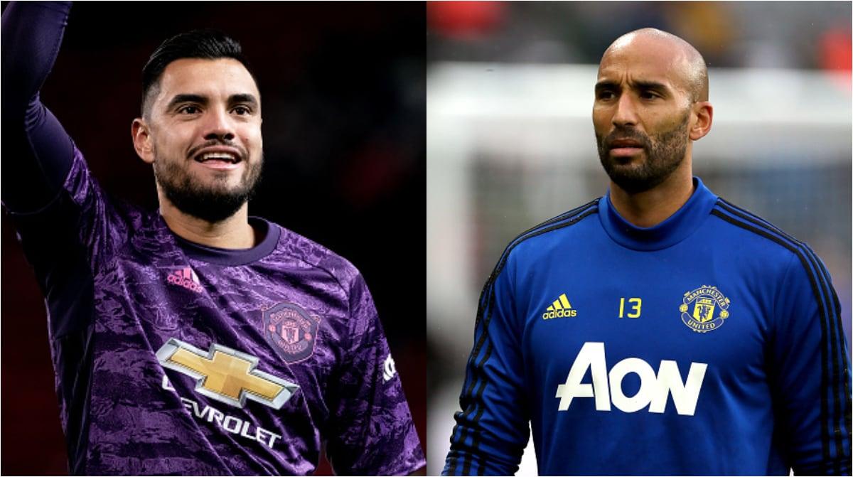 Sedih Manchester United Bakal Ditinggal Duo Kiper