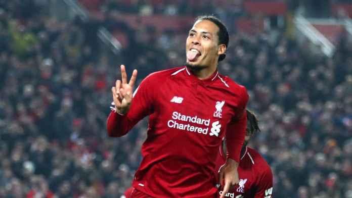 Liverpool Siap Pagari Virgil Van Dijk Dengan Gaji Selangit