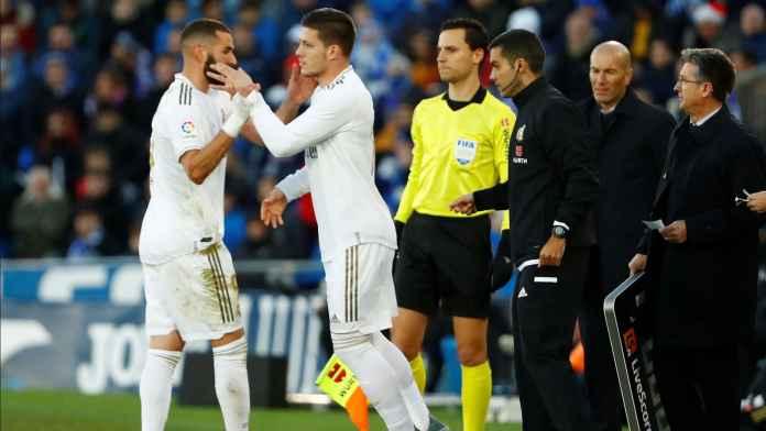 Benzema dan Jovic Mengecewakan, Real Madrid Rebut Raja Gol Eropa
