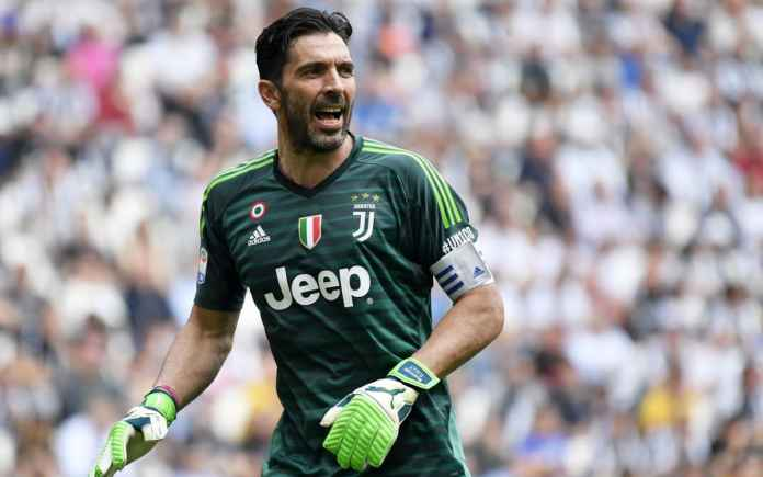 Buffon Beberkan Alasan Pilih Kembali Ke Juventus