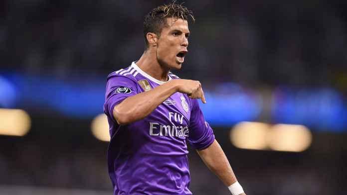 Cristiano Ronaldo Ternyata Pernah Satu Tim dengan 10 Pemain Tak Terduga Ini