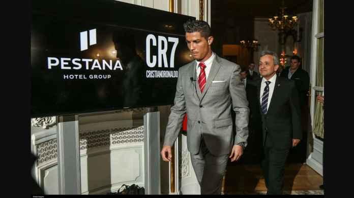 Ronaldo Diterpa Berita Bohong Soal Hotel Diubah Jadi Rumah Sakit
