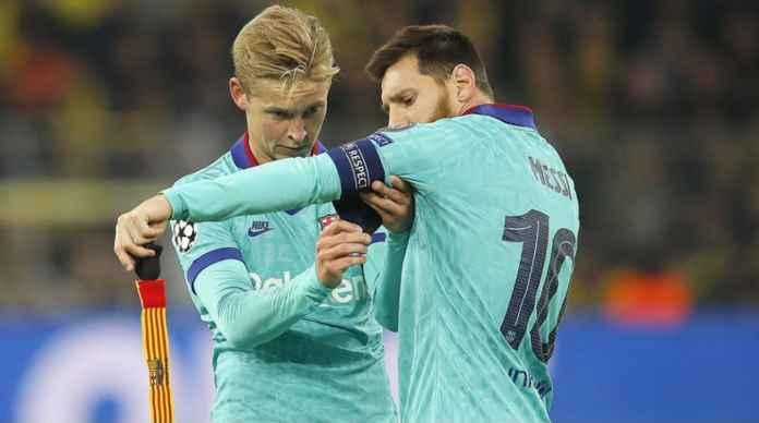 Lionel Messi Puji 15 Pemain Muda yang Tengah Naik Daun