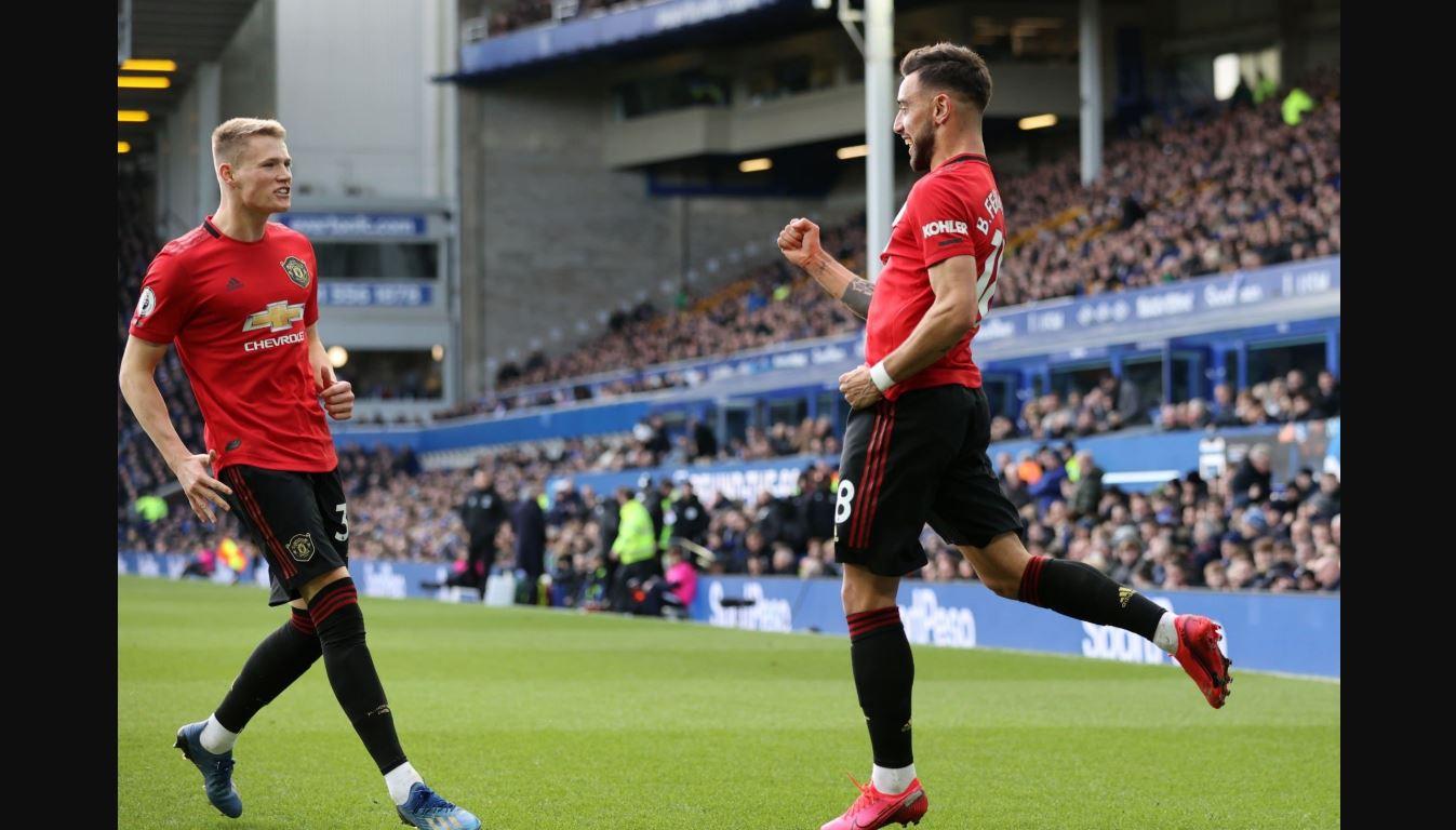 Hampir Berujung Perkelahian Laga Panas Everton Vs Manchester