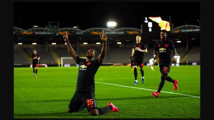 Odion Ighalo Gol, Manchester United Jelang Lolos 8 Besar Liga Europa