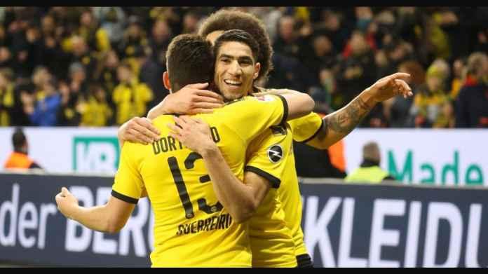 Pemain Pinjaman Real Madrid, Bukan Haaland, Bawa Dortmund Menang