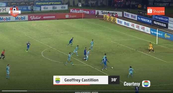 Persib Bandung Tak Mau Kalah, Awali Musim Baru Liga 1 Dengan 3 Poin