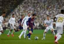 Hasil Real Madrid vs Barcelona dalam El Clasico Liga Spanyol