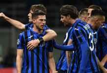 Hasil Valencia vs Atalanta di leg kedua 16 besar Liga Champions