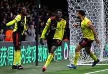 Hasil Watford vs Liverpool di Liga Inggris - Ismaila Sarr