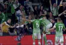 Hasil pertandingan Real Betis vs Real Madrid di Liga Spanyol
