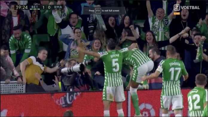 Real Betis Menang! Penalti Tak Bisa Selamatkan Real Madrid ...