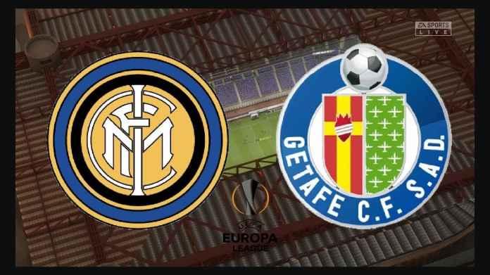 Prediksi Inter Milan vs Getafe, Liga Europa 13 Maret 2020