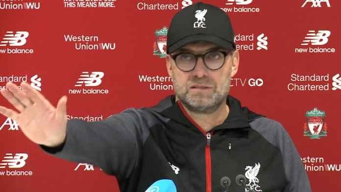 Jurgen Klopp: Liverpool Juara Liga Inggris? Belum!