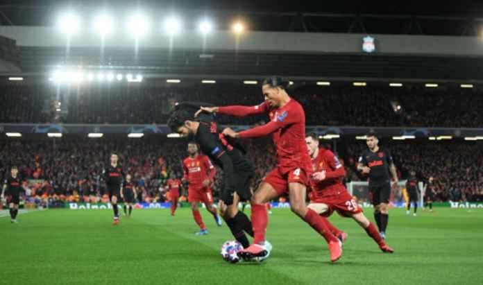 Virgil van Dijk: Tersingkir di Liga Champions, Liverpool Bangkit di Everton