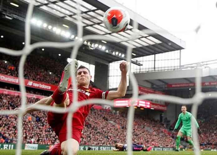 James Milner Akui Liverpool Abnormal