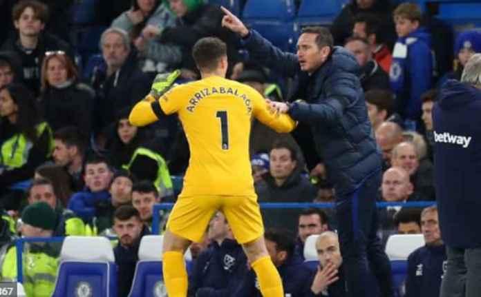 Chelsea Isyaratkan Kembali Mainkan Kepa Arrizabalaga