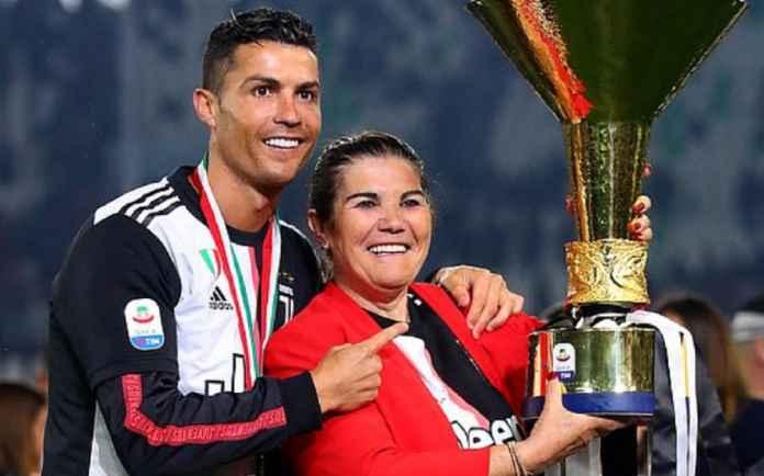 Sang Ibu Terserang Stroke, Cristiano Ronaldo Pulang ke Portugal Jelang Juventus vs Milan