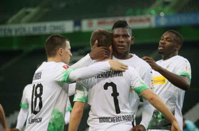 Skuad Borussia Monchengladbach Sisihkan Gaji Bantu Warga Terdampak Coronavirus