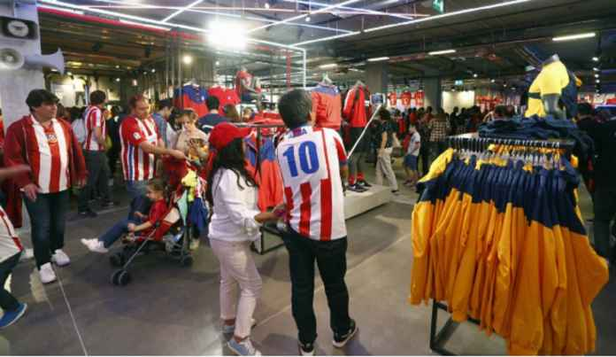 Atletico Madrid Putuskan Nasib Karyawannya Pekan Ini