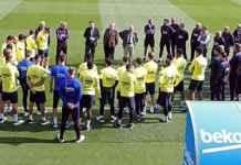 Barcelona Bangkrut, Potong Gaji Pemain Sampai 70 Persen