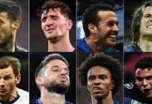 Barcelona Pantau Delapan Pemain Tanpa Klub di Musim Panas