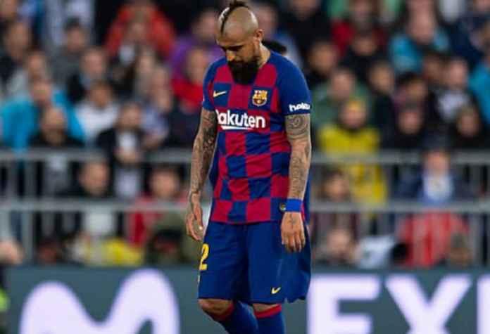 Barcelona Bersiap Lepas Arturo Vidal Setelah Inter Setuju Barter Pemain