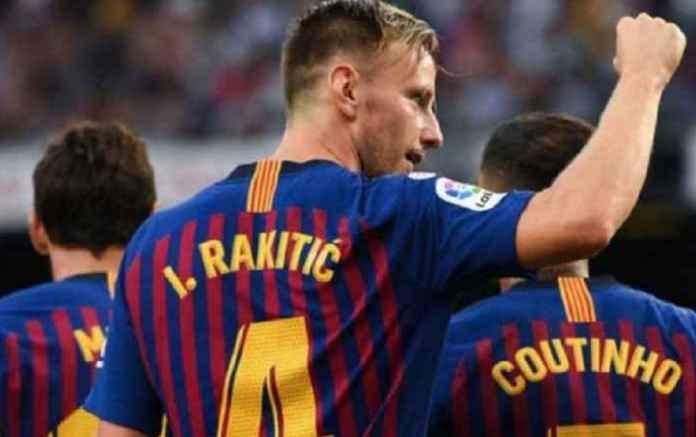 Barcelona Berpeluang Kembalikan Ivan Rakitic ke Sevilla
