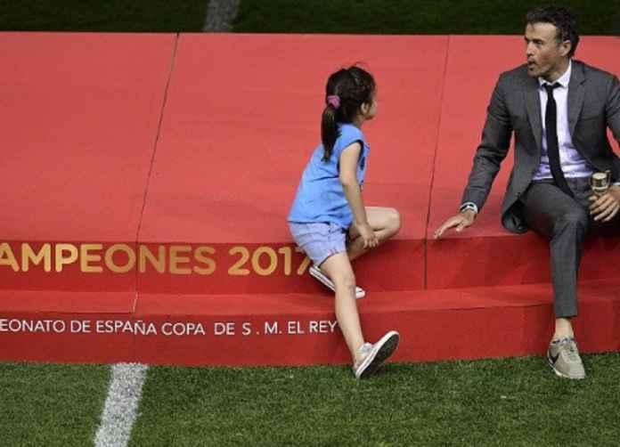 Luis Enrique Buka Peluang Kembali ke Barcelona