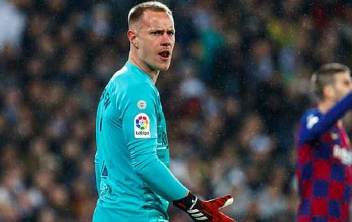 Barcelona Sodorkan Kontrak Hingga 2024, Ter Stegen Tergoda Bayern Munchen