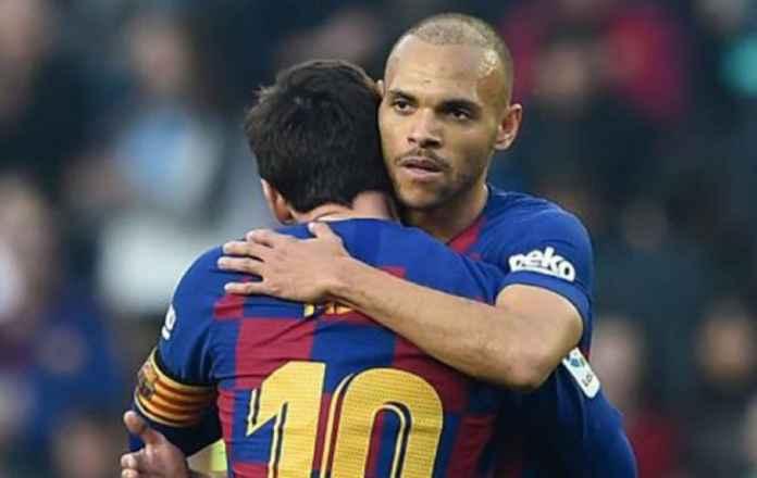 Barcelona Lepas Martin Braithwaite, Minta Ganti Ongkos Transfernya dari Leganes