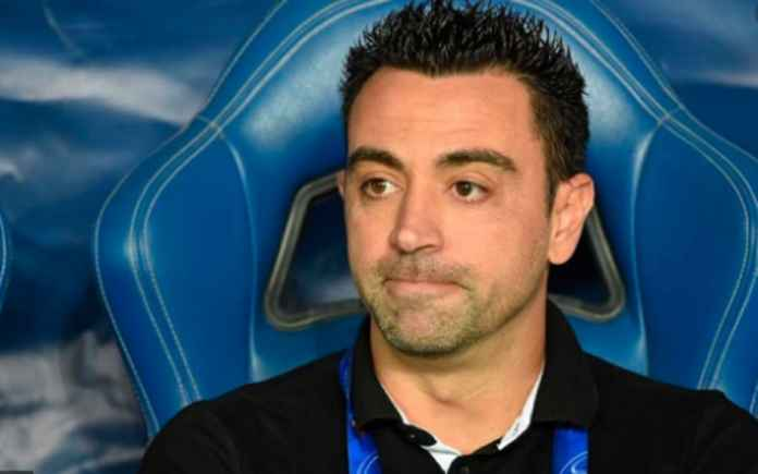 Xavi Hernandez Latih Barcelona, dan Mimpi Datangkan Dua Pemain