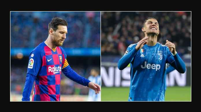 Cristiano Ronaldo Setuju Potong Gaji, Lionel Messi Bagaimana?